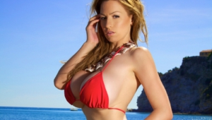 Jordan Carver Background