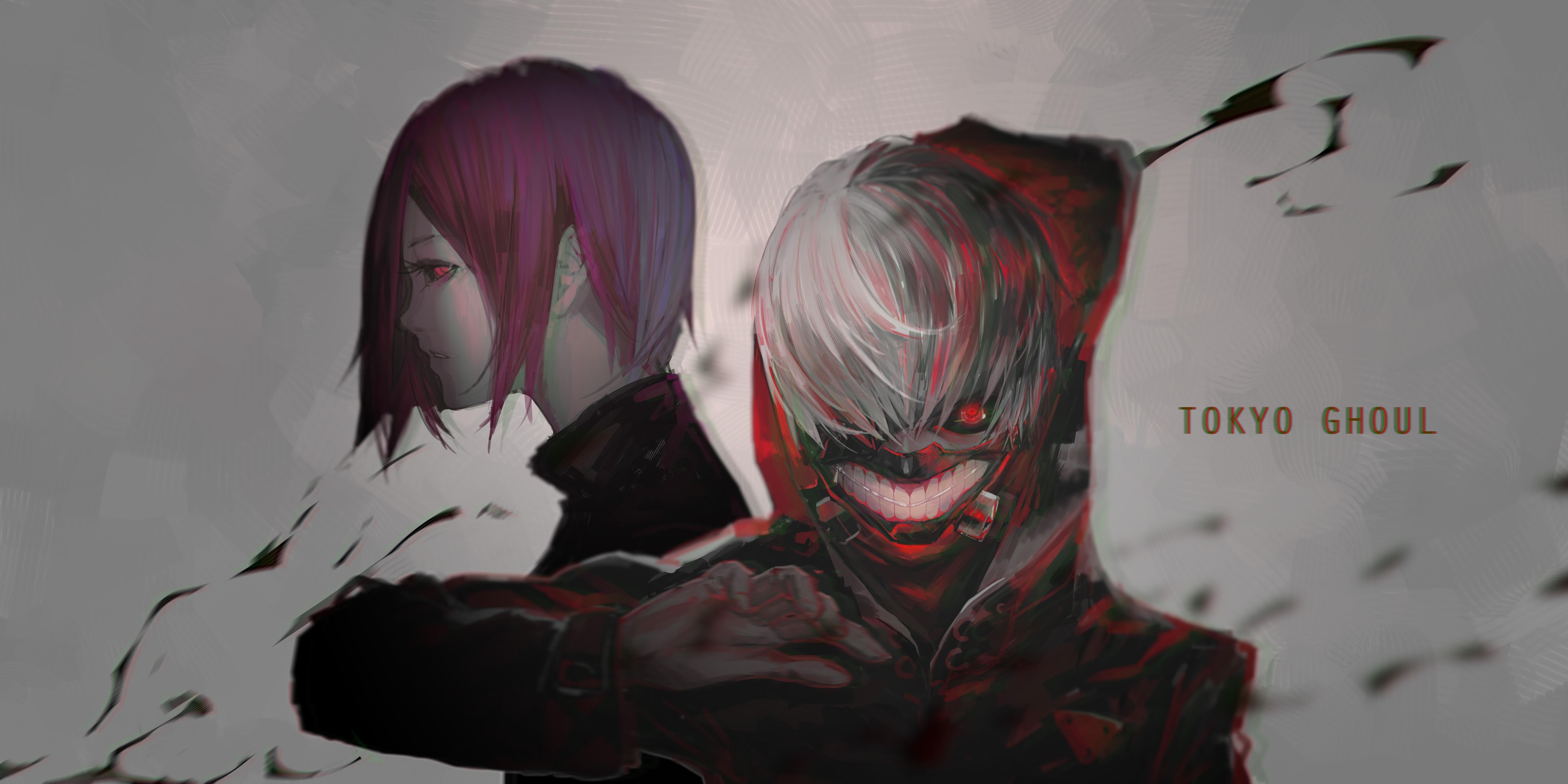 Kaneki Ken Background