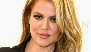 Khloe Kardashian HD Background