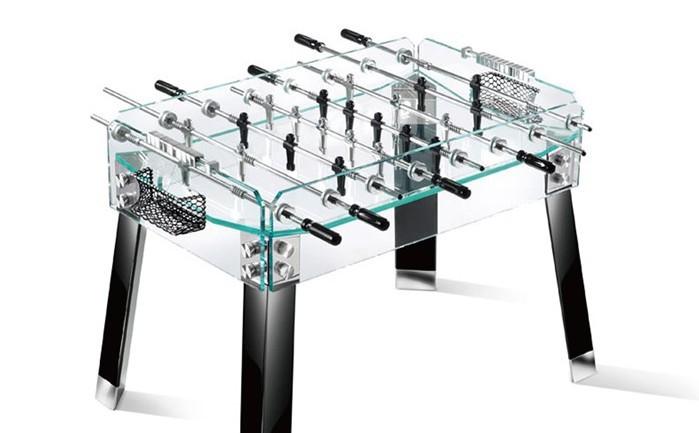 Krystall Foosball Coffee Table