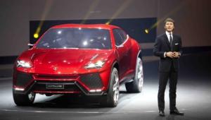 Lamborghini Urus Desktop