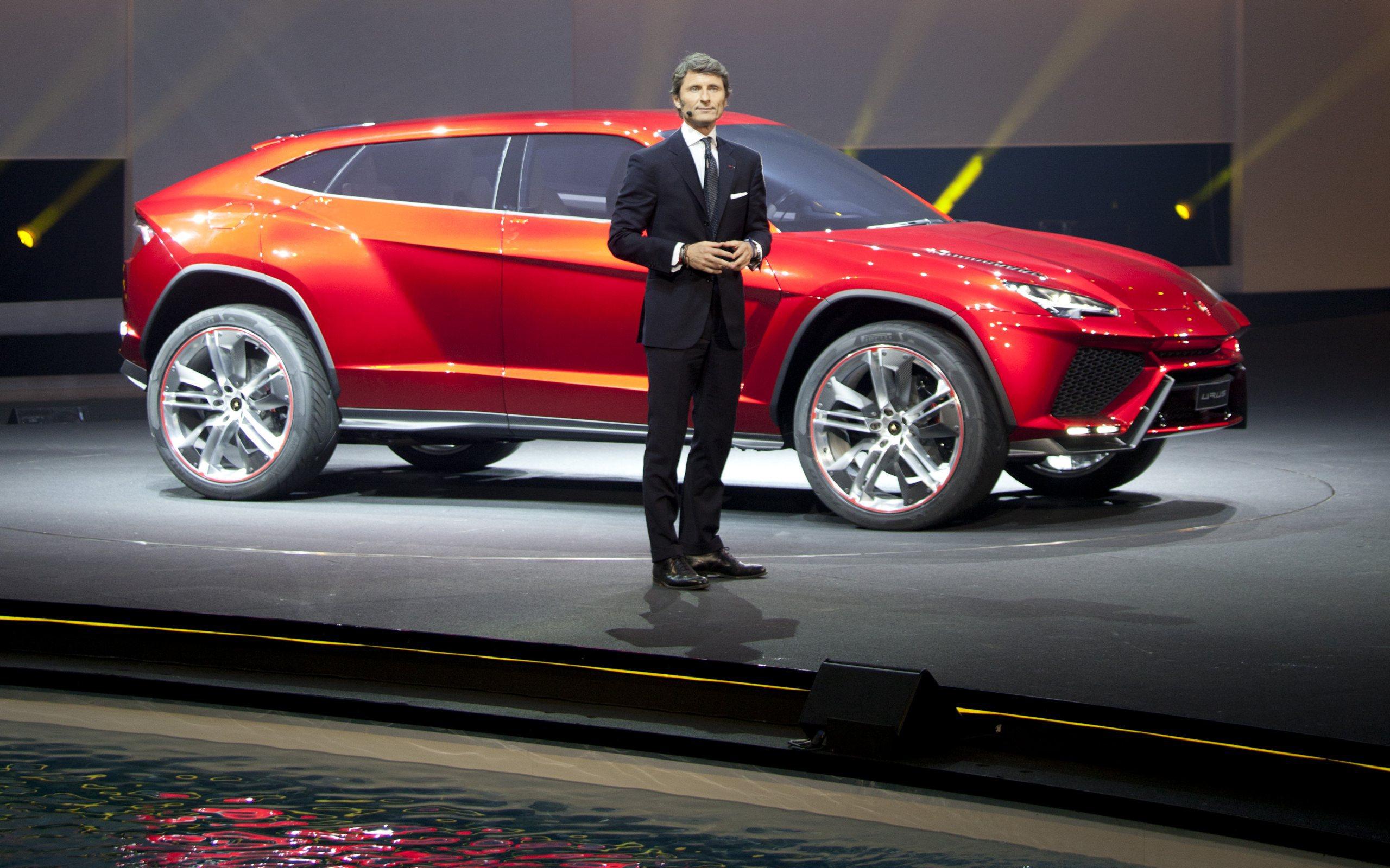 Lamborghini Urus HD