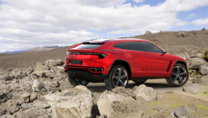 Lamborghini Urus High Definition