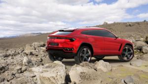 Lamborghini Urus High Definition