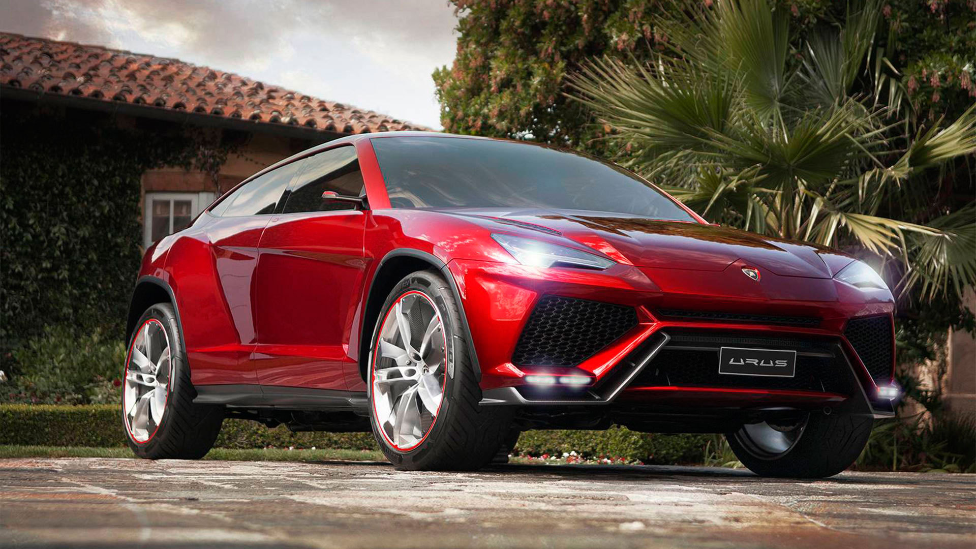 Lamborghini Urus High Definition Wallpapers