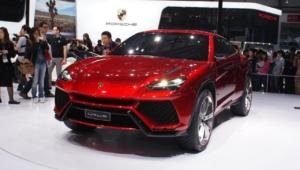Lamborghini Urus Pictures