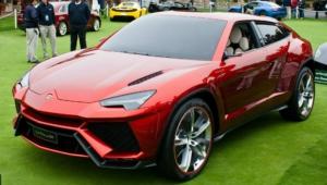 Lamborghini Urus Widescreen