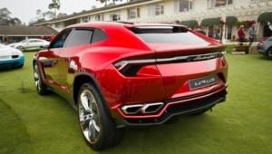 Lamborghini Urus For Desktop