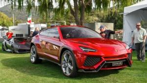 Lamborghini Urus Full HD