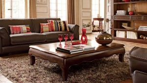 Large Coffee Table Classic Design