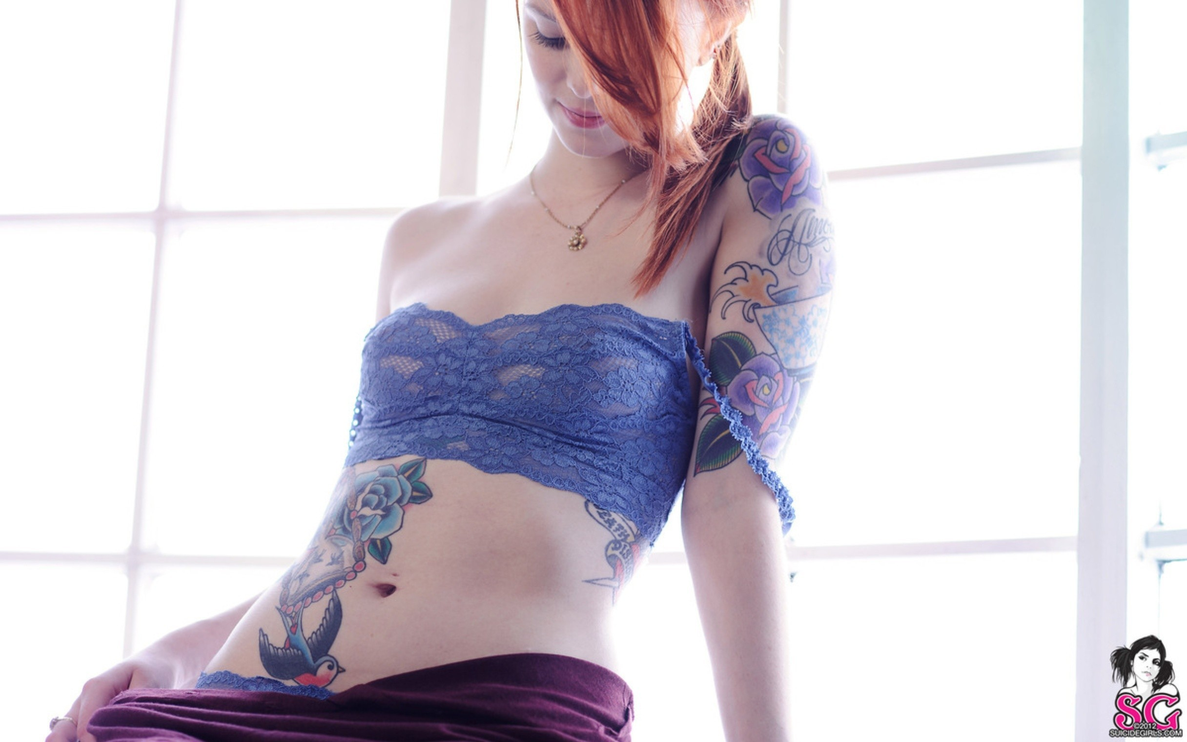 Lass Suicide High Definition Wallpapers