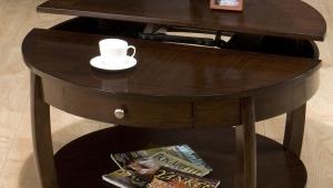 Lift Top Coffee Table Idea