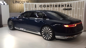 Lincoln Continental 2017 High Definition