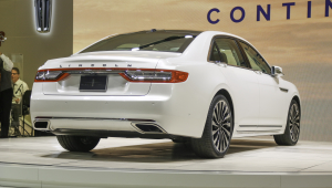 Lincoln Continental 2017 High Definition Wallpapers