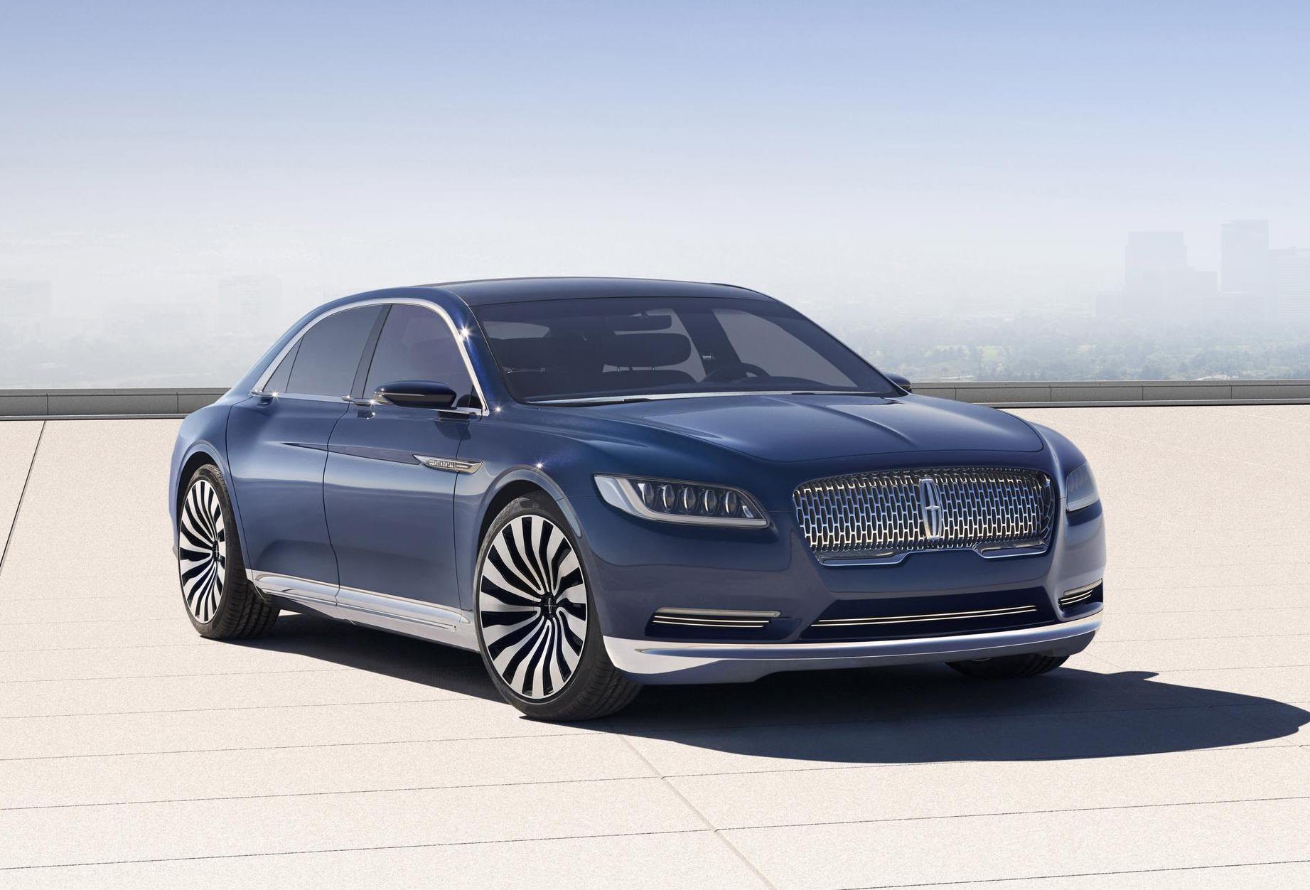 Lincoln Continental 2017 Wallpaper For Laptop