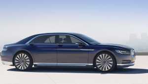 Lincoln Continental 2017 Wallpapers