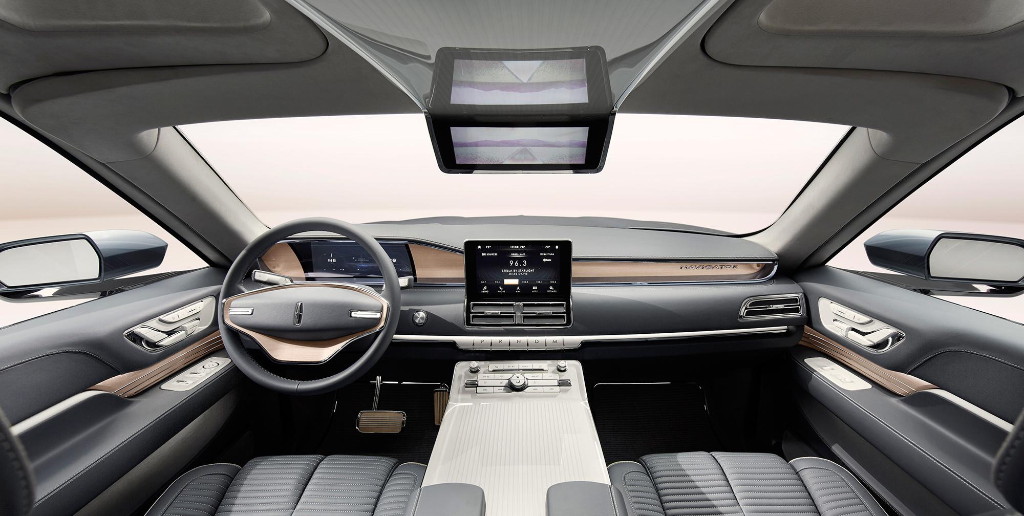 Lincoln Navigator HD Background