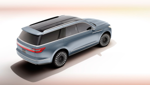 Lincoln Navigator HD Wallpaper