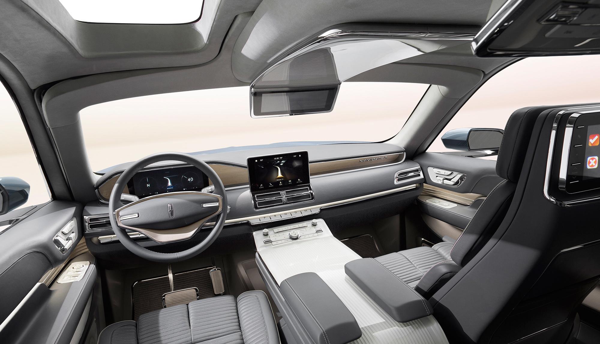 Lincoln Navigator For Desktop