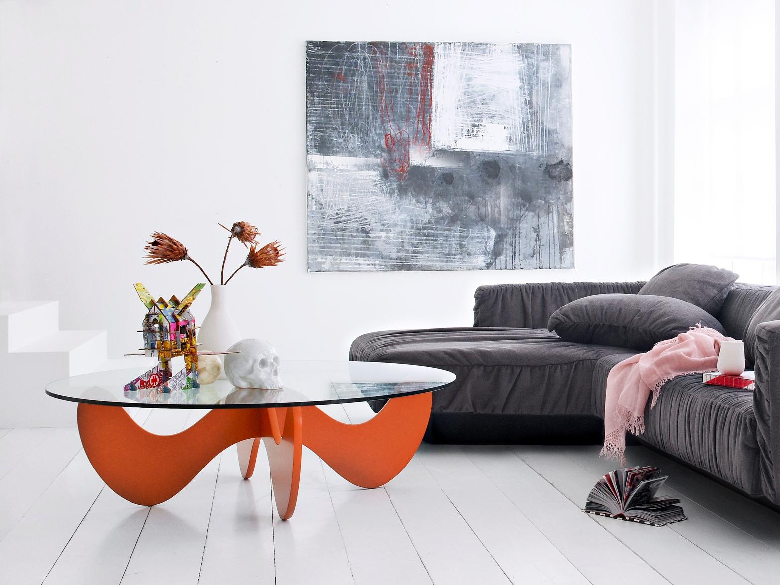 Living Room Coffee Table Design