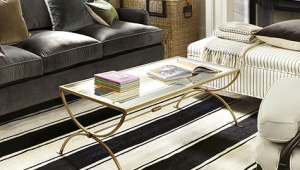 London Coffee Table Ballard Design