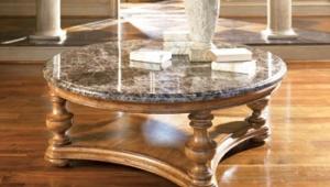 Marble Coffee Table Idea