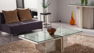 Marble Coffee Table Modern Design