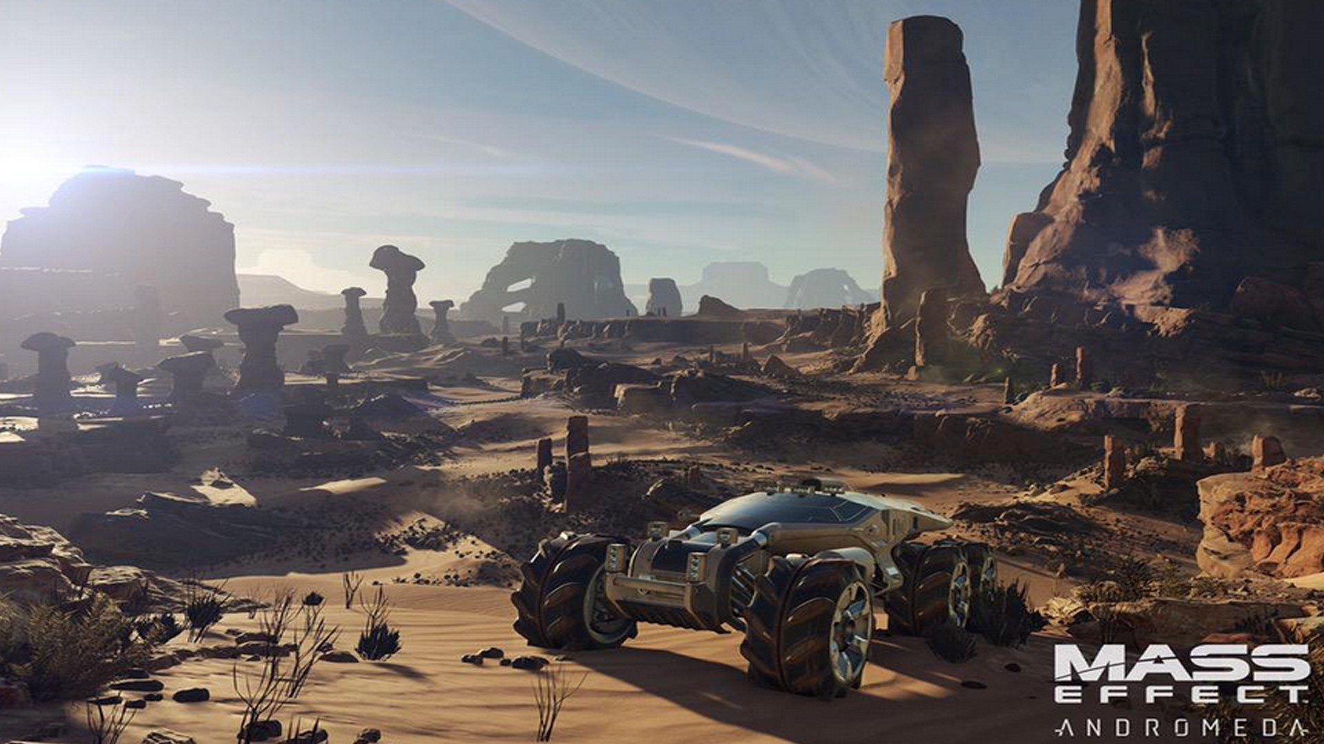 Mass Effect Andromeda Pictures