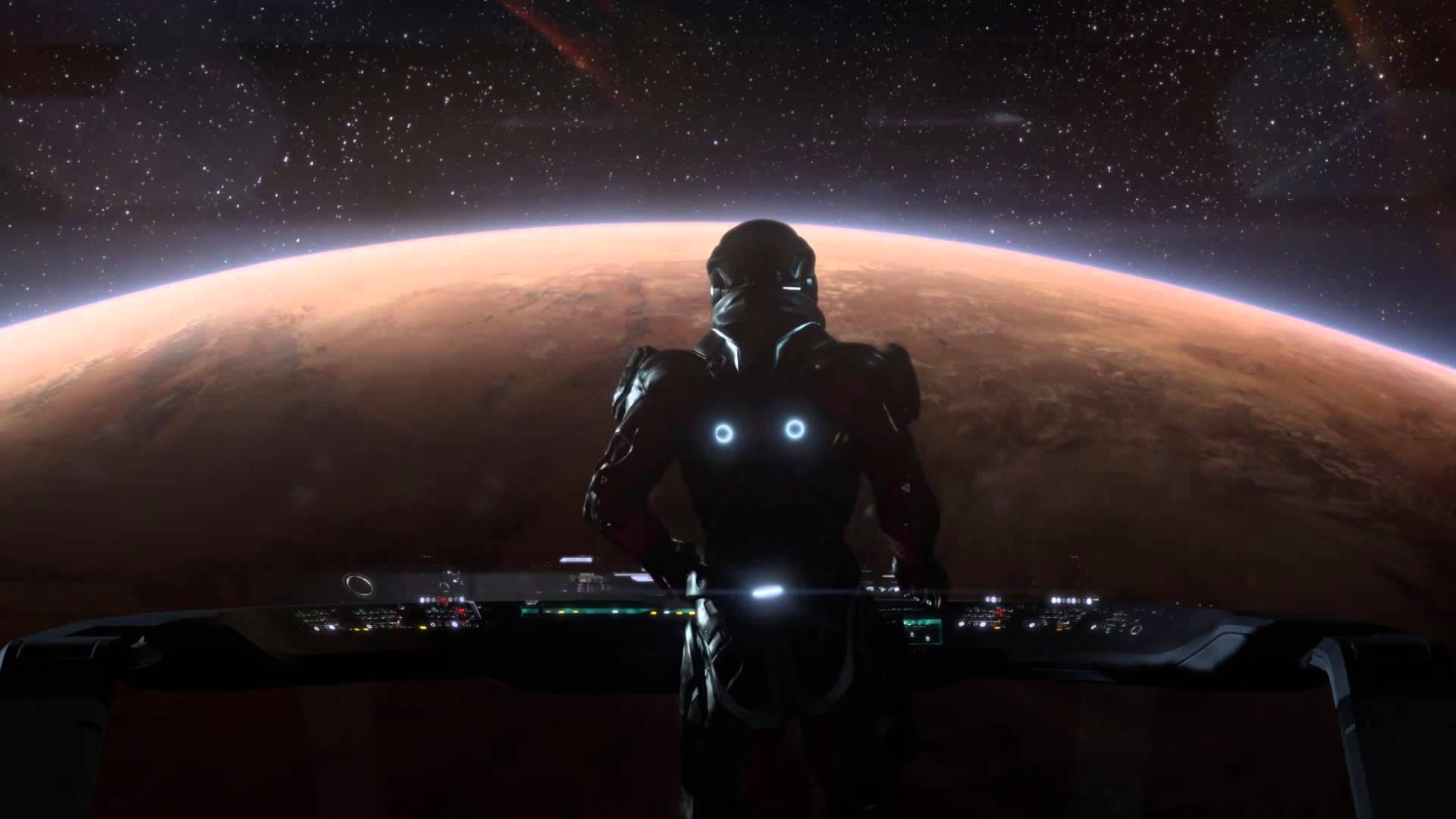 Mass Effect Andromeda Wallpapers HD