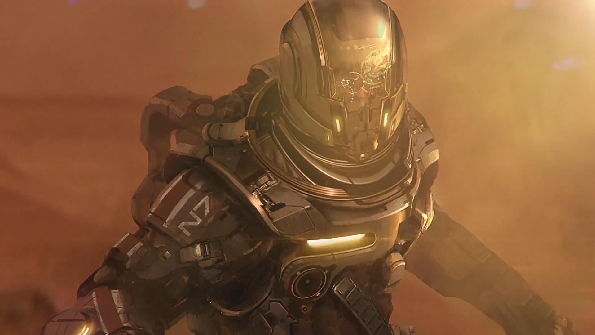 Mass Effect Andromeda Widescreen