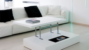 Massive Fold Out Coffee Table