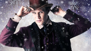 Matt Smith HD Wallpaper