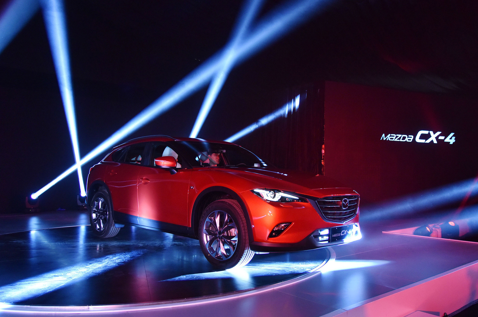 Mazda CX 4 High Quality Wallpapers