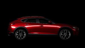 Mazda CX 4 Images