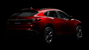 Mazda CX 4 Widescreen