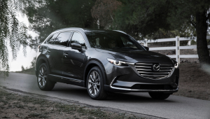 Mazda CX 9 Wallpapers