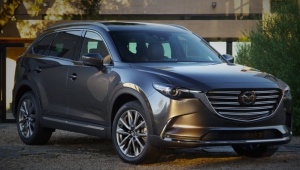 Mazda CX 9 Wallpapers HD