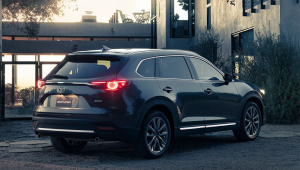 Mazda CX 9 Widescreen