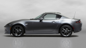 Mazda MX 5 RF High Definition Wallpapers