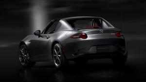 Mazda MX 5 RF Images