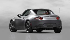 Mazda MX 5 RF Photos