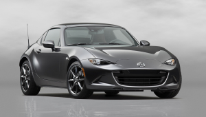 Mazda MX 5 RF Pictures
