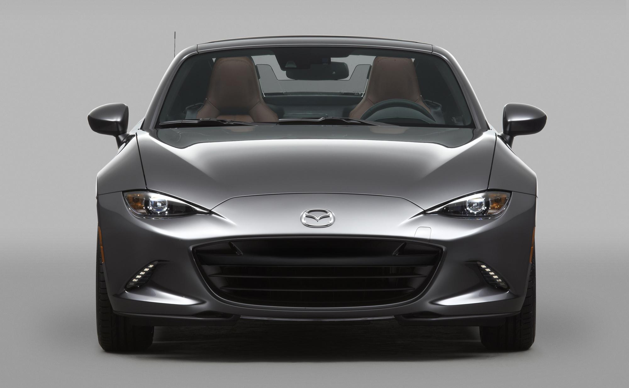 Mazda MX 5 RF Wallpaper