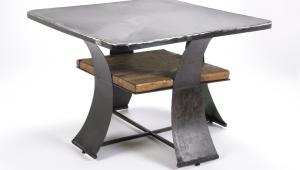 Metal Coffee Table Design