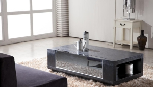 Modern Granite Coffee Table