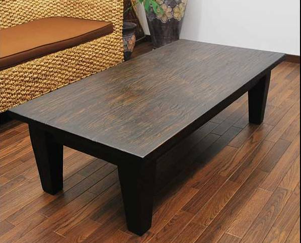 Modern Solid Wood Coffee Table