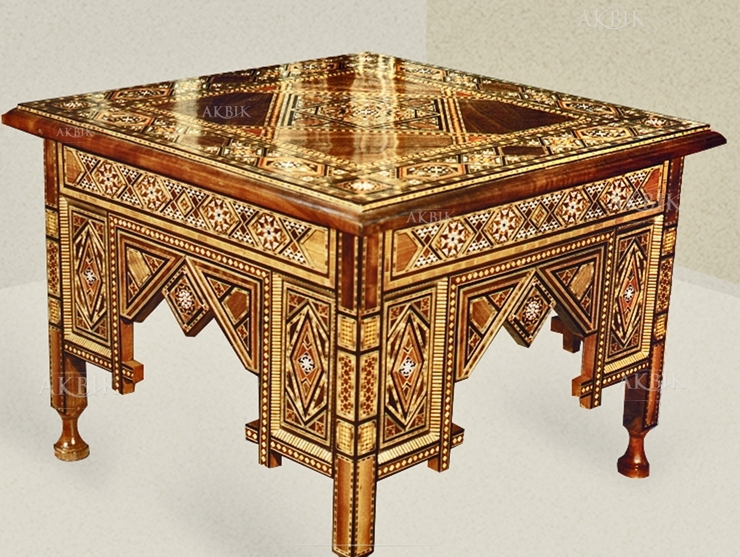 Moroccan Stylish Coffee Table