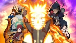Naruto Shippuuden Background