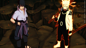 Naruto Shippuuden Backgrounds