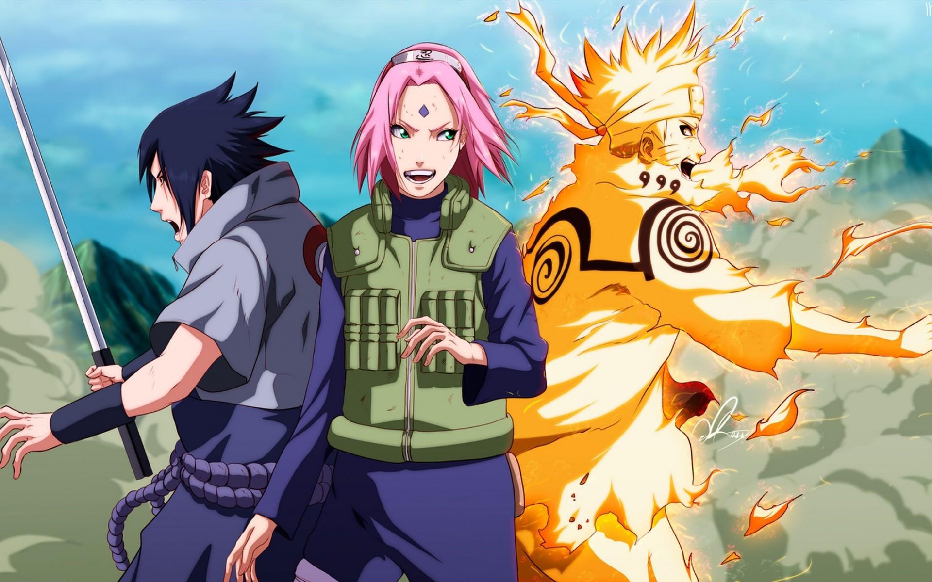 Naruto Shippuuden Hd Wallpaper